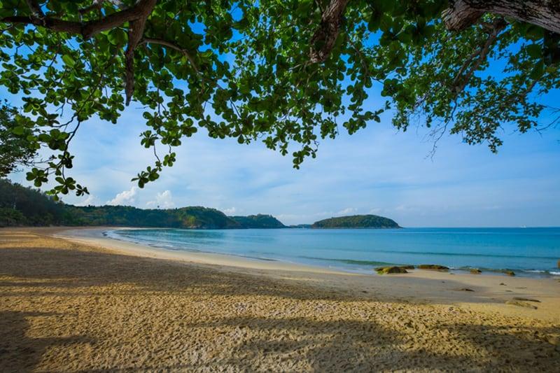 The Naiharn, Naiharn Beach Phuket Thailand 23+24-4-2015