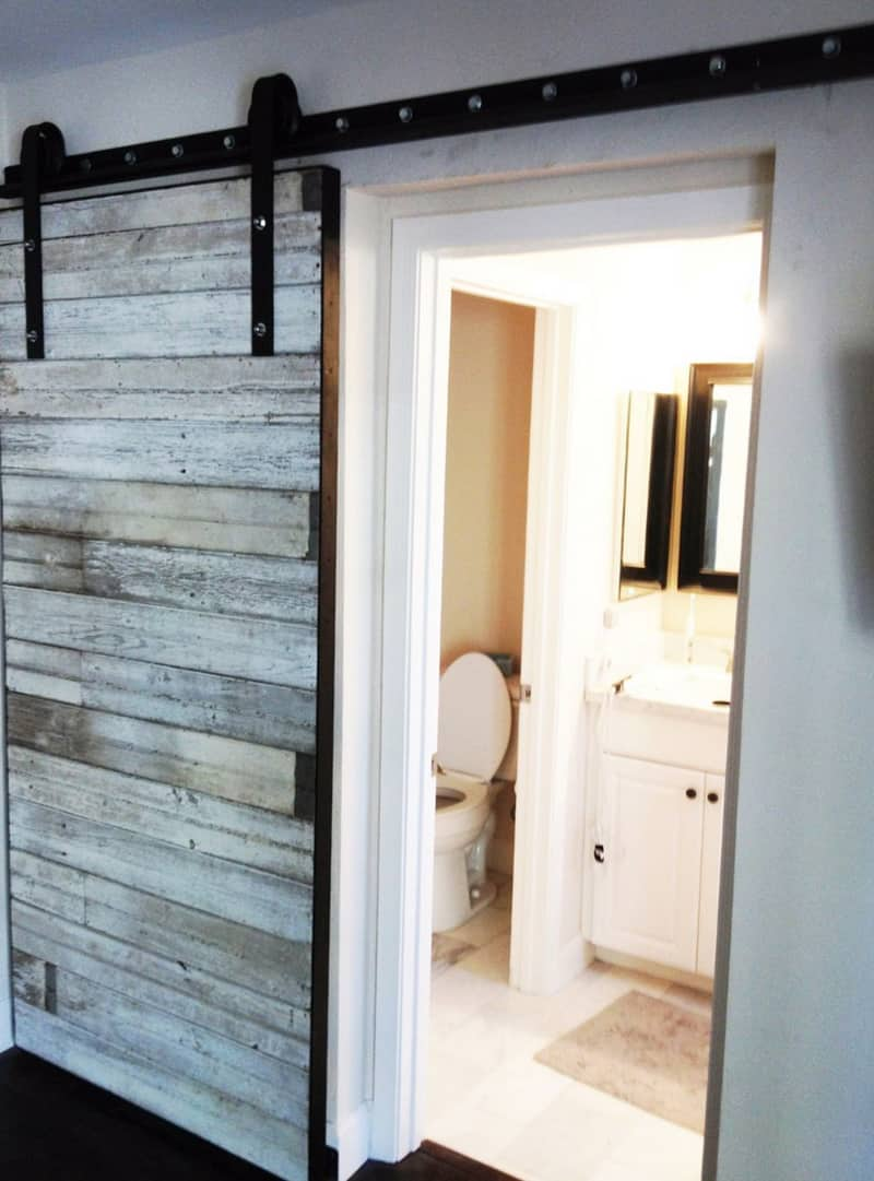 Ideas Of How To Introduce Barn Doors In A Modern Home