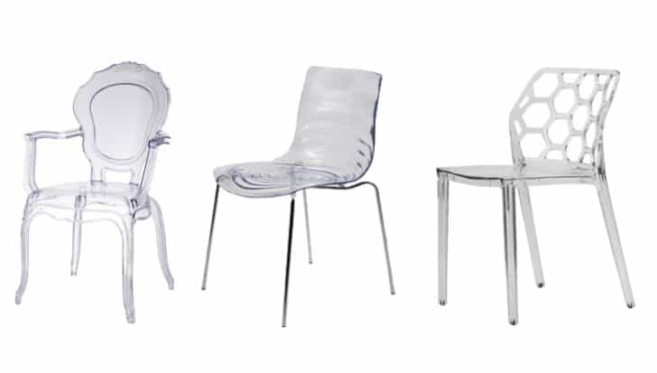 15 Modern Dining Ghost Chairs That You Can Buy Right Now