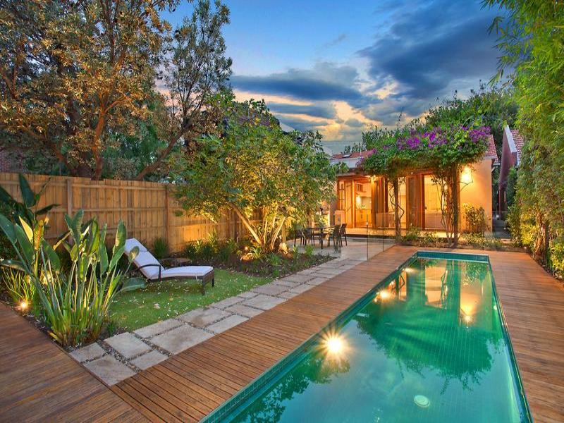 lights pool designrulz (3) & 30 Beautiful Swimming Pool Lighting Ideas