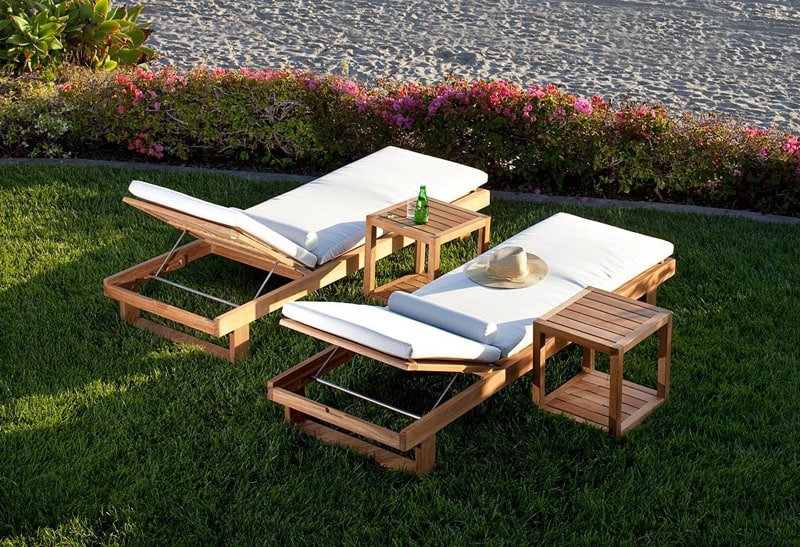 Cute  Outdoor Chaise Lounges for Your Garden that You Can Buy Right Now