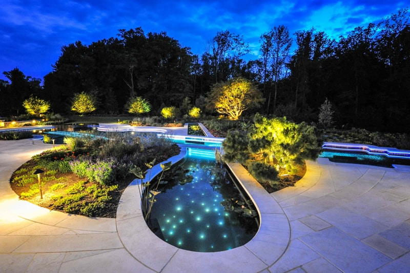 Charming ... Pool Lights Designrulz (18) ...