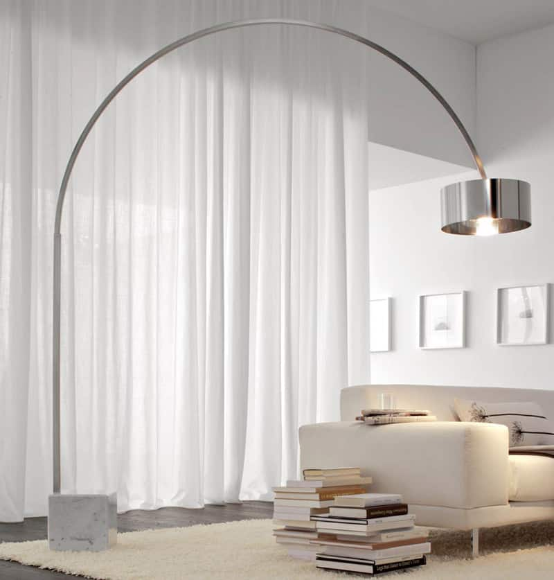 20 Modern Floor Lamps That You Can Buy Right Now
