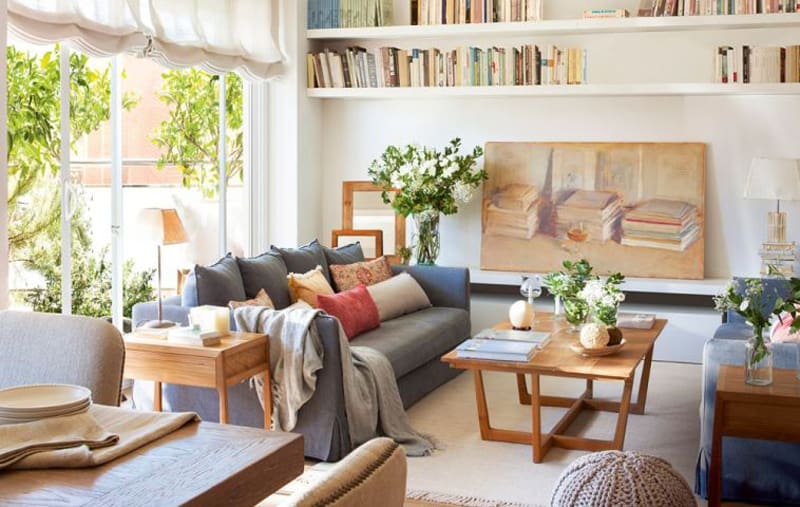 Make the Most of It: Natural Light For Sunny Rooms and Relaxed Spaces