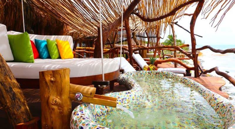 3 eco resorts that will adore in tulum mexico for Design hotel tulum