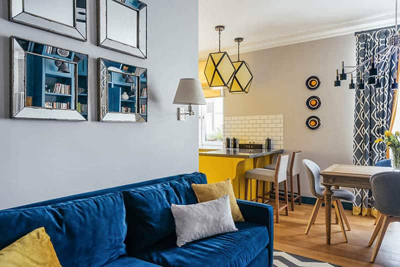 blue yellow apartment designrulz (13)