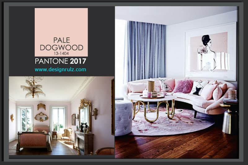 The 2017 Color Trends In Interior Design