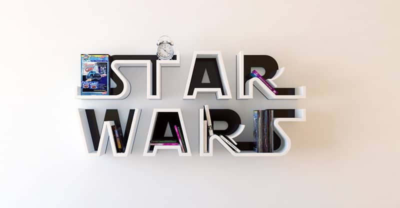 Starwars Bookshelves Burak Dogan Designrulz 1