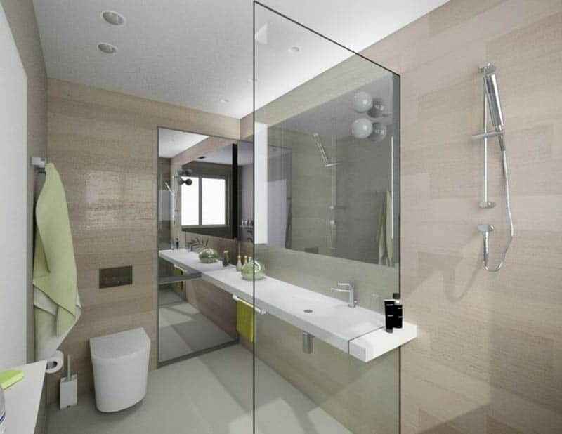 Discover Stylish Shower Doors And Shower Screens - Bathroom partition glass