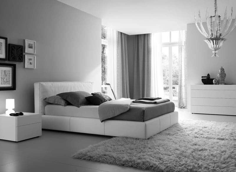 Also View: 20 Modern Contemporary Masculine Bedroom Designs