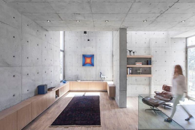 The Latest Beautiful Modern Homes in Iran