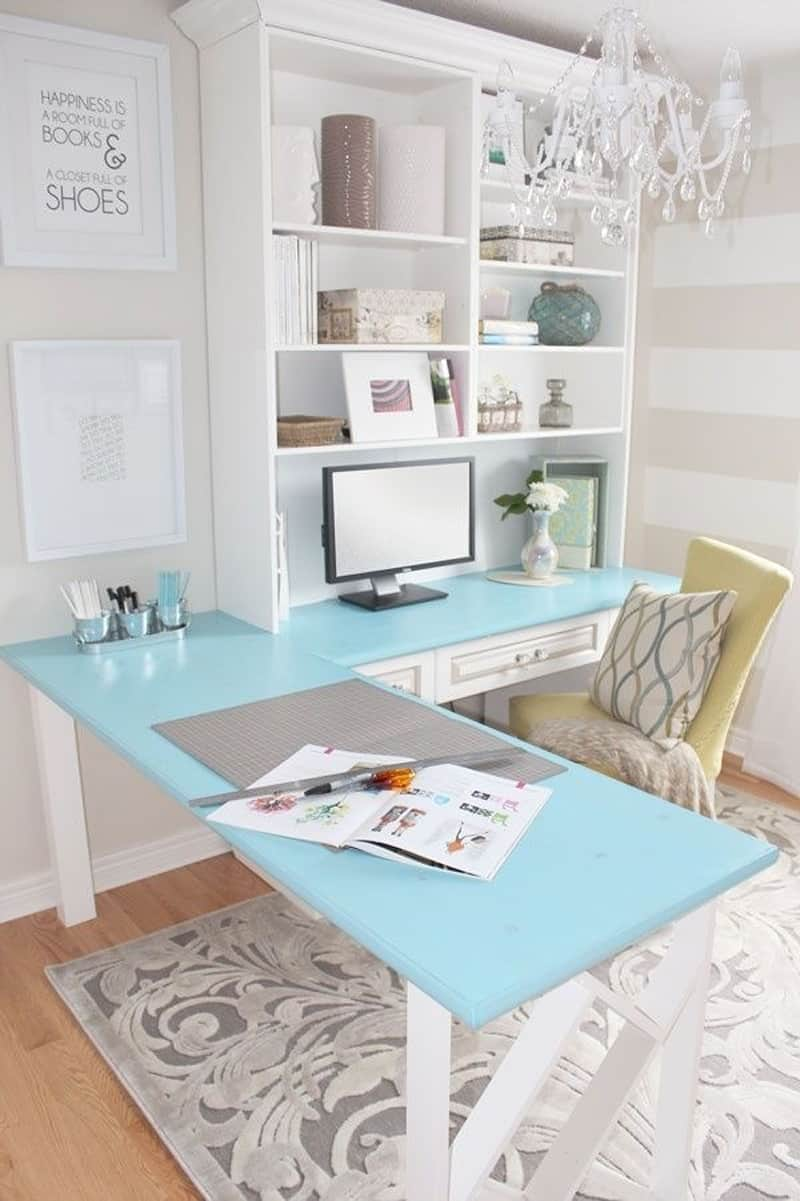 Attrayant Back To School: 20 Stylish Home Office Desks