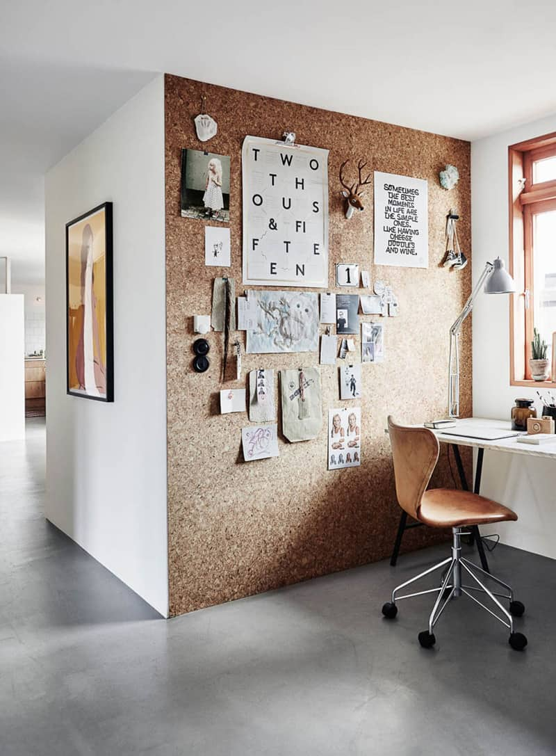 10 diy ideas for cork board at home