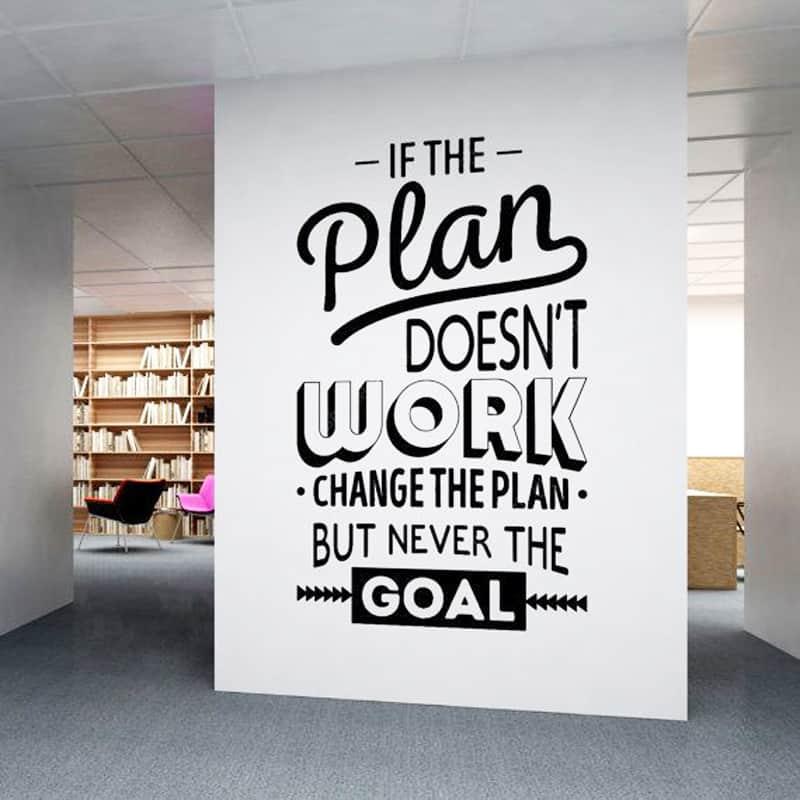 Light Hearted Quotes About Work: Office Wall Quotes Will Make You Enjoy Work More
