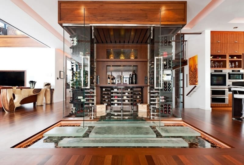 48 Wine Cooler Ideas For Any Style And Space Impressive Home Wine Cellar Design Ideas