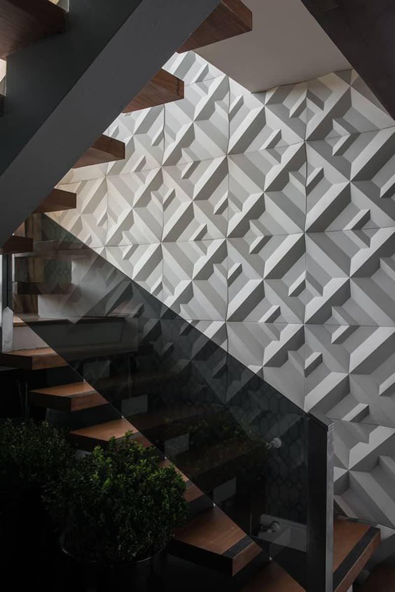 Eco Friendly 3d Wall Deco Panels For Creative Interiors