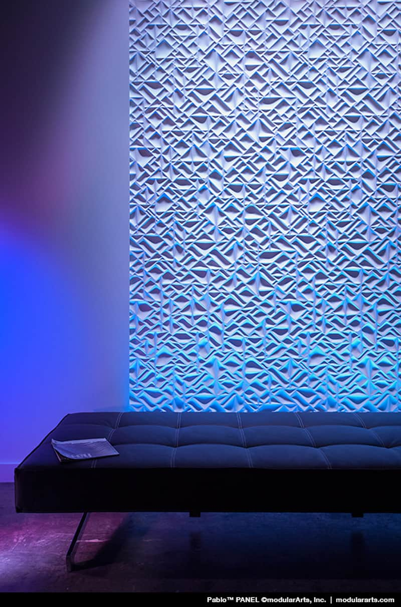 Eco Friendly 3d Wall Deco Panels For Creative Interiors