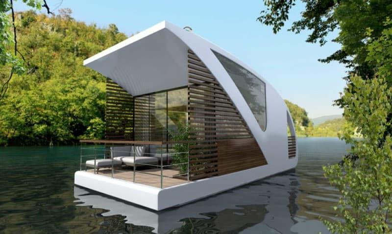 5 amazing floating hotels around the world for Amazing hotel design