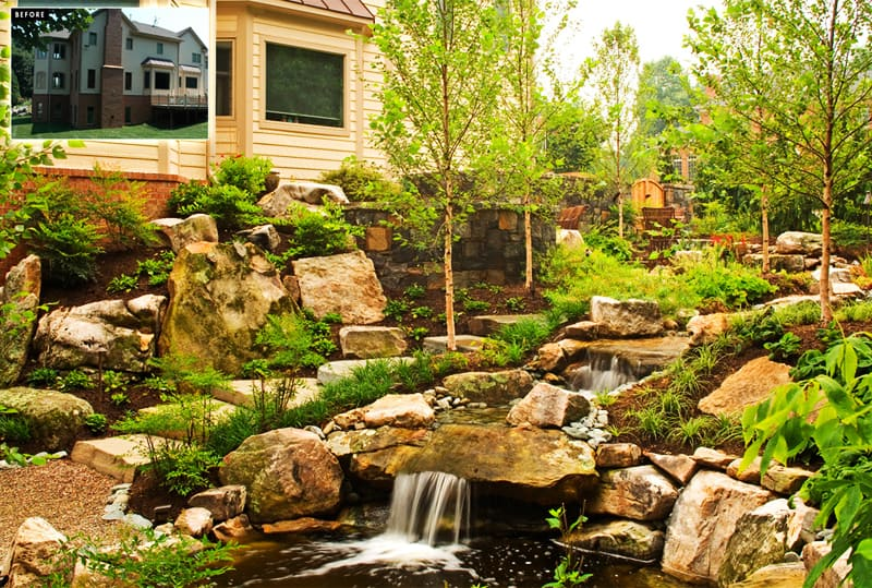 250 Fresh New Ways To Landscape Your Yard