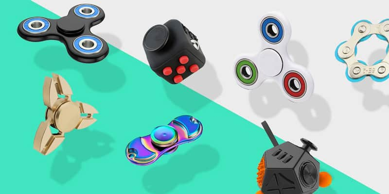 Top 10 Best Fidget Toys Now On Amazon 2017