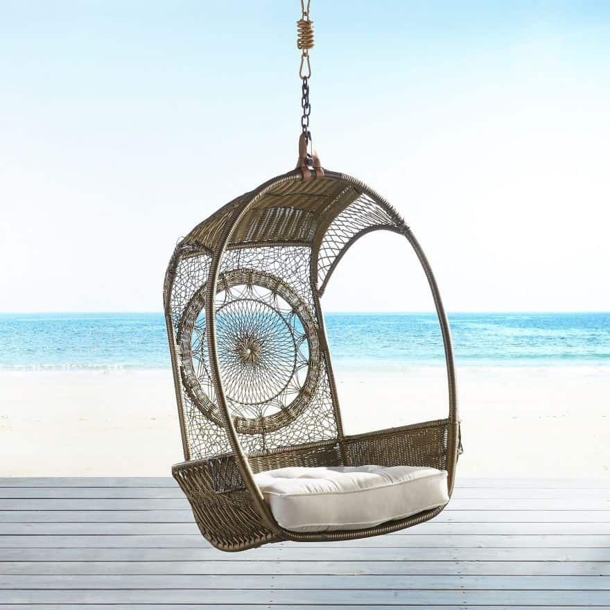 hangung papasan chair