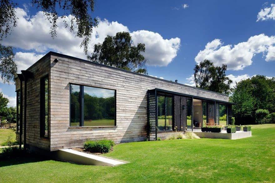 contemporary trailer homes