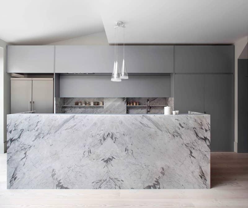 Marble Design For Kitchen