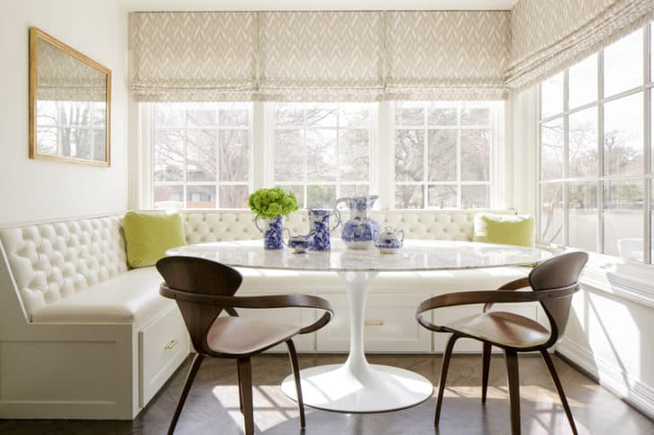 Breakfast Nook Ideas For Small Kitchens And Dining Rooms