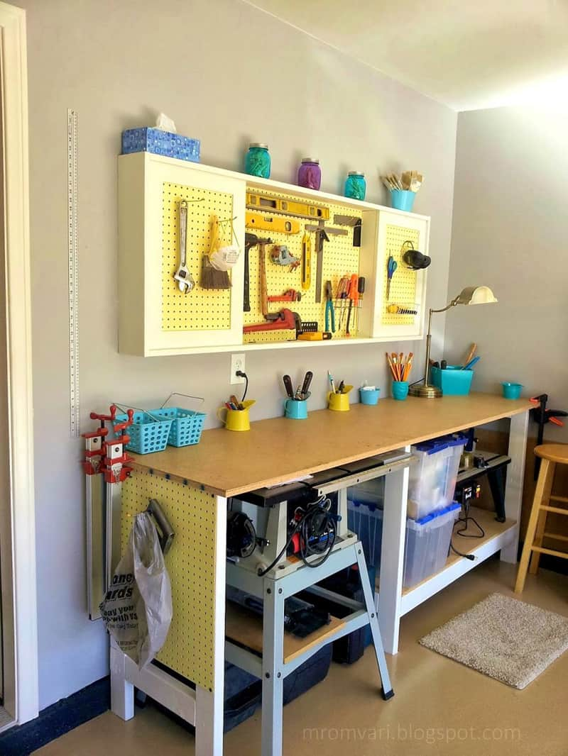 50 Clever Organising and Garage Storage Ideas for Your Home