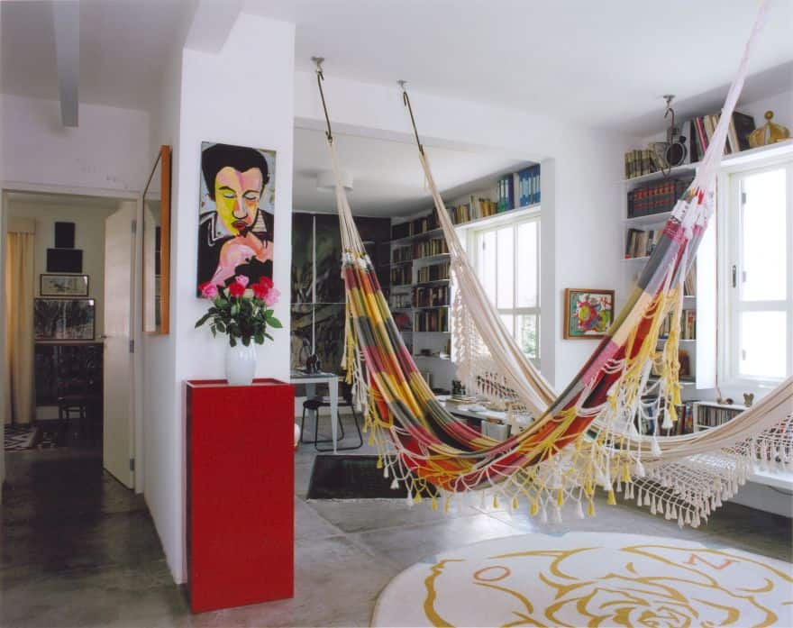 hammock beds indoor
