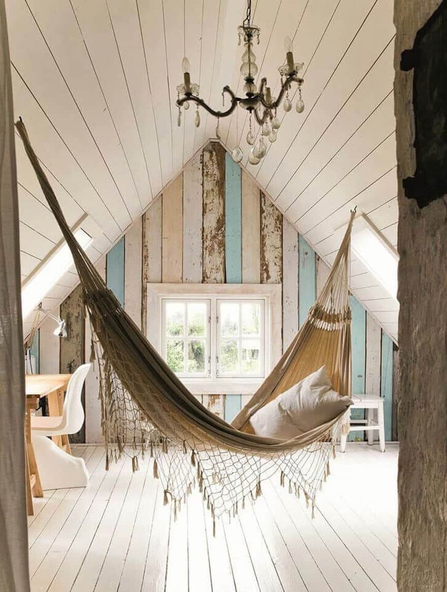 best indoor hammock beds