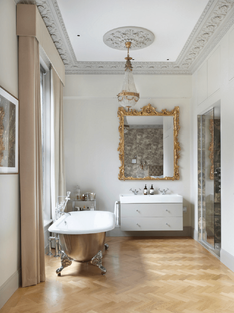 45 Stunning Bathroom Mirrors For Stylish Homes