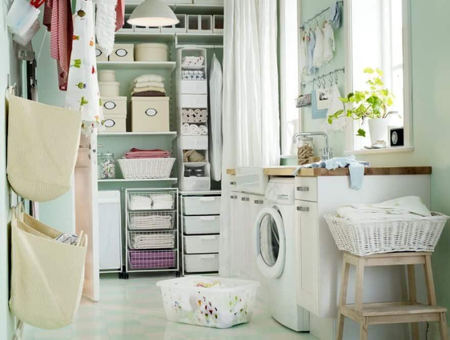 laundry room decor ideas
