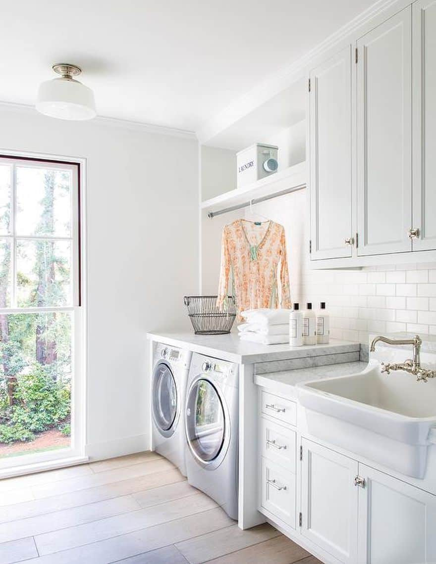 Clever laundry room ideas to inspire you - Laundry room layout ideas ...