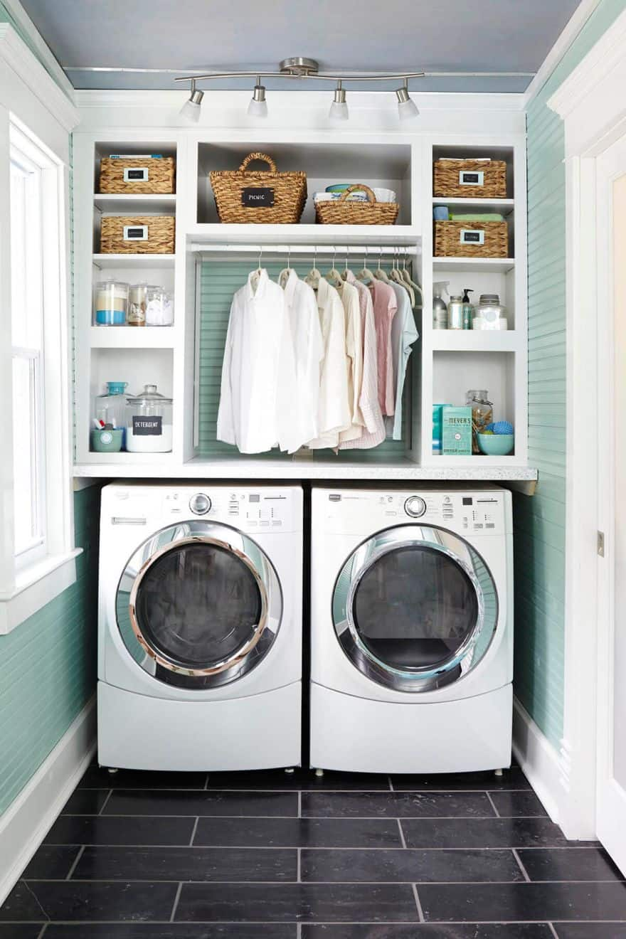 Small Laundry Room Storage U2026