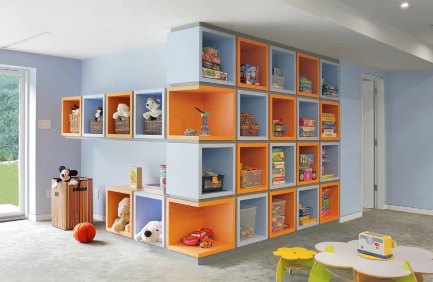best storage ideas for toys & Design with Kids in Mind: Best Toy Storage Ideas
