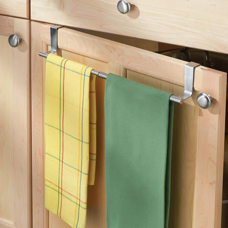 Thin Enough To Allow The Door To Be Closed And Opened, This Towel Holder Is  An Extremely Functional Product In The Kitchen. You Can Change Its Position  ...