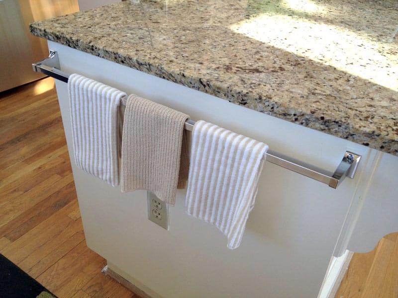 Kitchen Towel Wall Holder