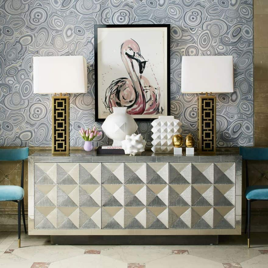 surprising modern living room credenza | Add Style to Any Room with These Credenza Design Ideas