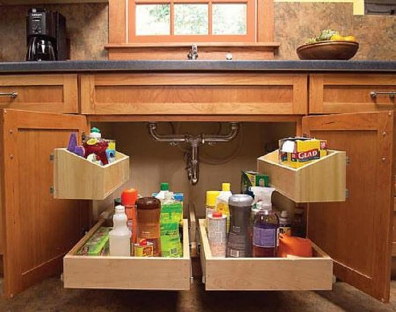 Kitchen Storage Ideas & Containers For Modern Versatile Spaces