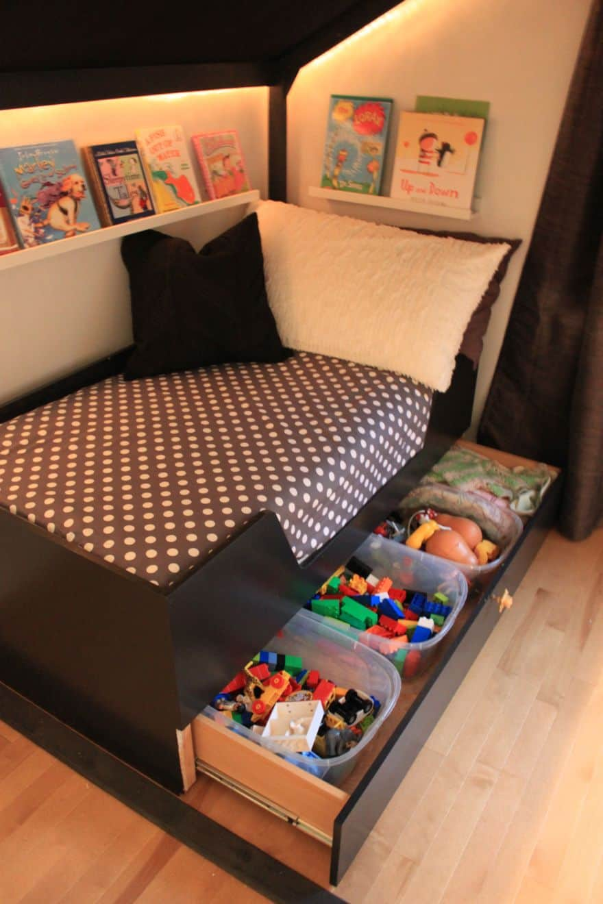 8 Kids Storage And Organization Ideas: Design With Kids In Mind: Best Toy Storage Ideas