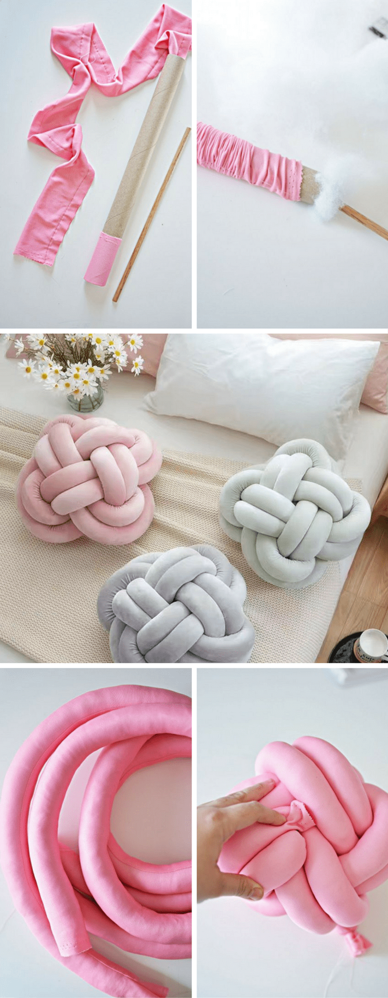5 Etsy Shops To Order Braided Crib Bumper Right Now