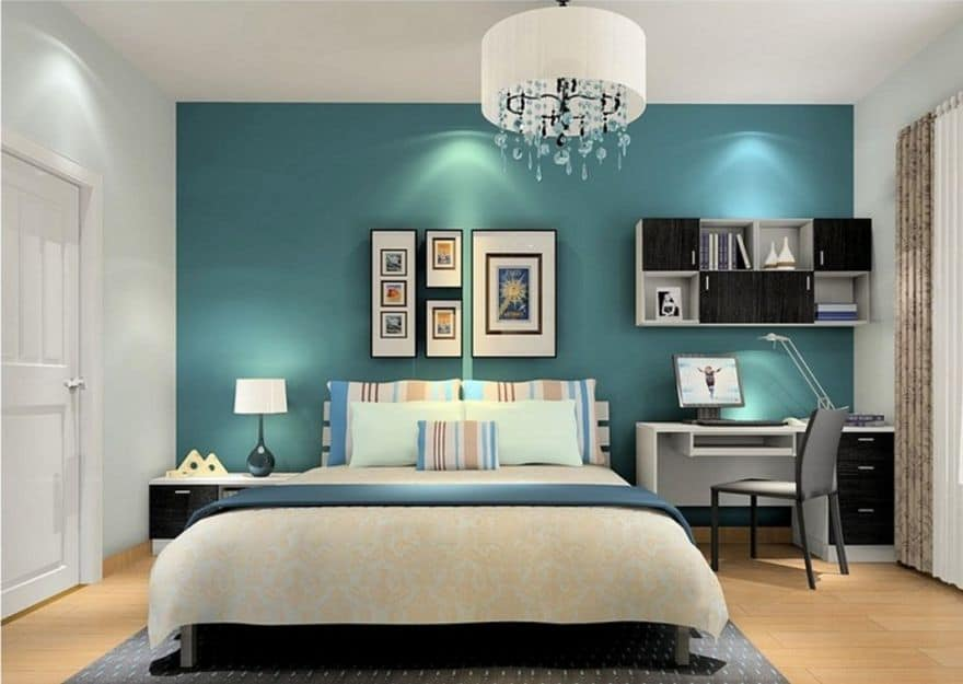 light teal decor ideas