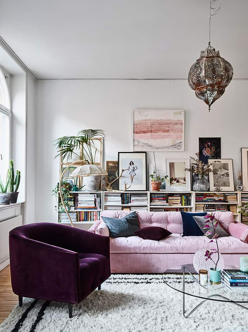 livingroom inspiration 15 crazy ideas that will instantly embellish your bohemian living room 3358