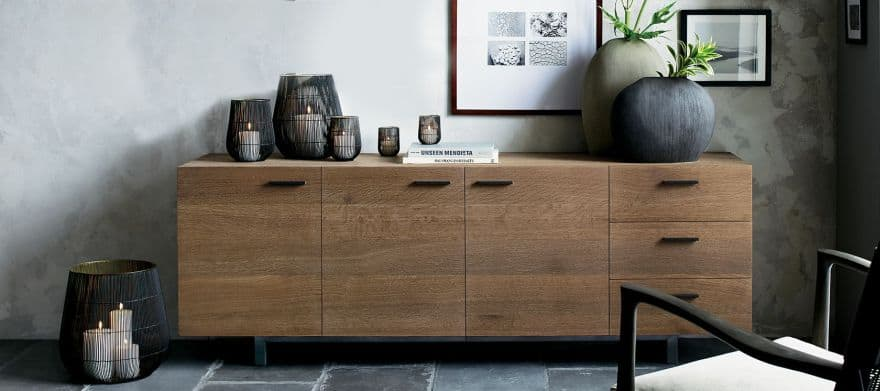 stylish credenzas