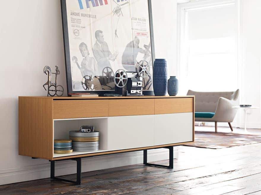 stylish entryway credenzas