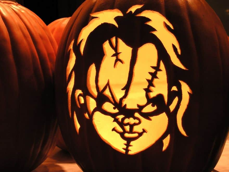 horror movies pumpkin