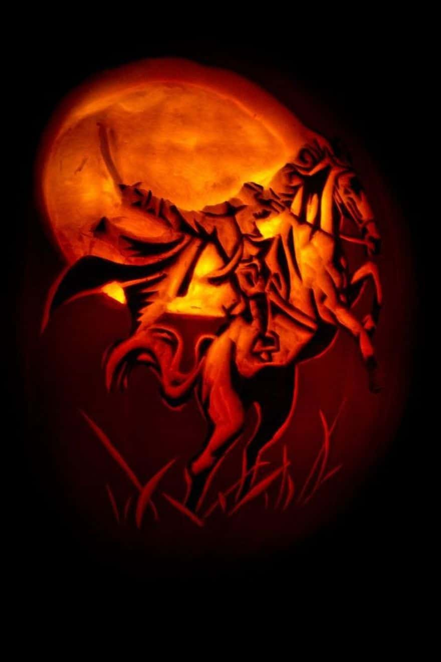 Sleepy Hollow Pumpkin