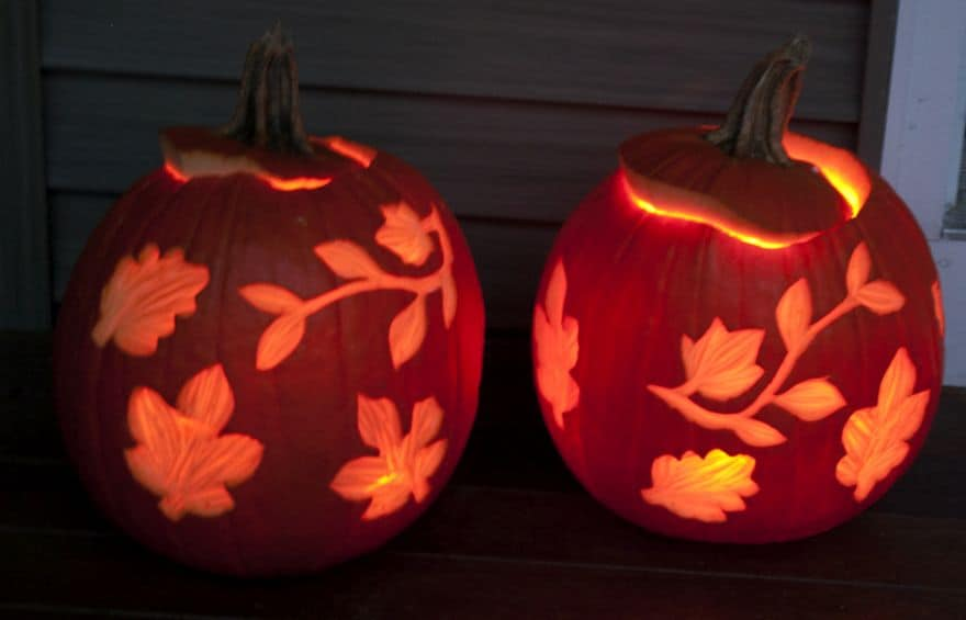 creative Halloween pumpkins ideas