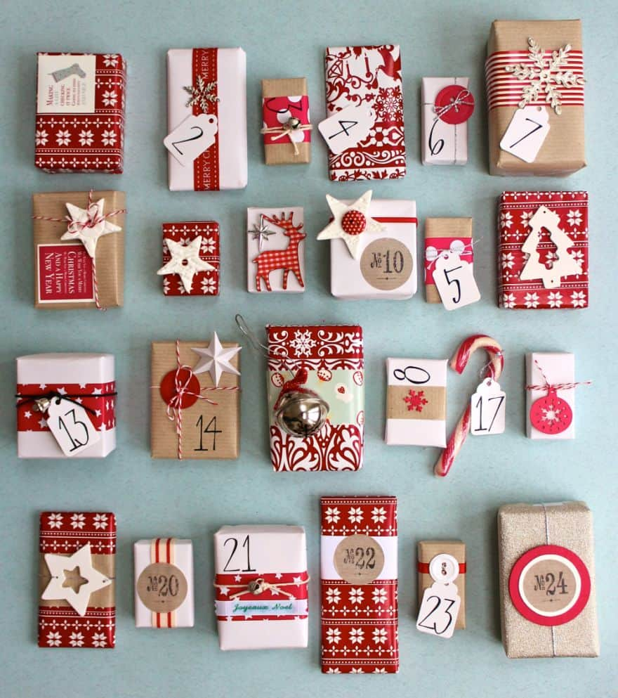 Magical And Creative Diy Advent Calendar Ideas Youll Love